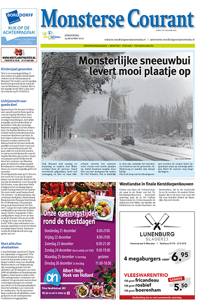 Monsterse Courant