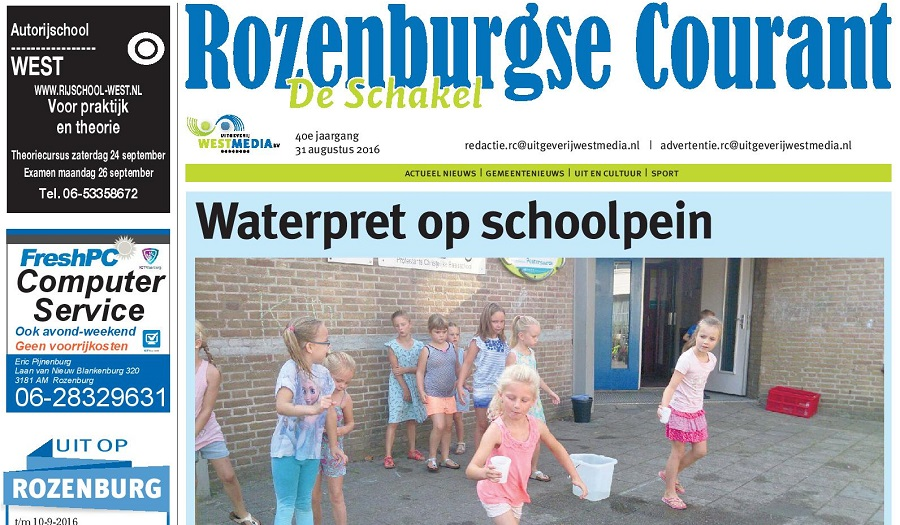 Rozenburgse Courant